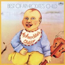 Aphrodite's Child Best Of CD NEW SEALED Vangelis/Demis Roussos