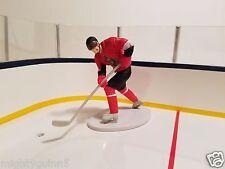 """JASON SPEZZA Imports Dragon Ottawa Senators NHL Hockey 3"""" Figure Red Jersey"""