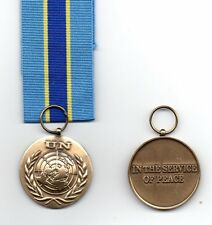 UNITED NATIONS MEDAL FOR CONGO 2