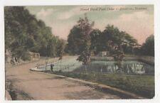 Canada, Mount Royal Park Drive & Reservoir, Montreal Postcard, B155