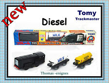 Tomy Thomas TrackMarster  - Diesel   ***new in box
