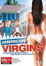 American Virgins (DVD, 2013)