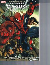 Avenging Spider-Man: My Friends Can Beat Up Your Friends 2012 TPB Marvel Comics