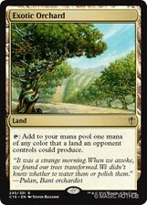 EXOTIC ORCHARD Commander 2016 MTG Land Rare
