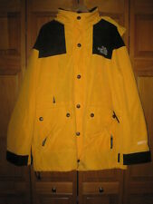 The North Face Gore-Tex waterproof  jacket men's XL yellow snowboarding rain ski