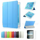Slim Smart Magnetic Leather Case + Back Case Cover For Apple iPad Mini 1/2/3/4