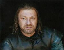 SEAN BEAN.. Game of Thrones Hunk - SIGNED
