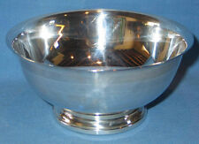 """GORHAM EP Silver Plate Holloware 8"""" Bowl #YC780 Not Engraved FREE SHIPPING"""