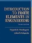 Introduction to Finite Elements in Engineering 4th Int'l Edition