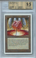 MTG Unlimited Mana Vault BGS 9.5 Gem mint Card Magic WOTC 4237