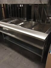 EAGLE AWT4-NG STEAM TABLE - 4 WELL w/Cutting Board - CLEAN - BARELY USED!