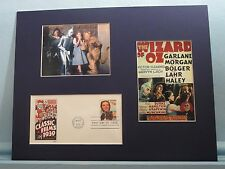 The Wizard of Oz and the First Day Cover of the Wizard of  Oz stamp