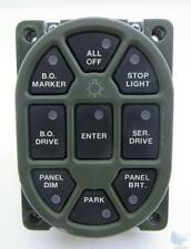 HUMMER HMMWV M998 MILITARY TRUCK LED PUSH BUTTON MASTER LIGHT SWITCH 12484558