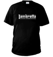 T-SHIRT LAMBRETTA vespa moto piaggio guzzi ducati honda felpa polo maglietta NE
