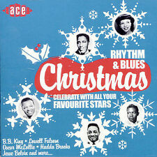 Rhythm & Blues Christmas [Ace] by Various Artists (CD, Oct-2006, Ace (Label))