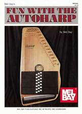 MEL BAY'S FUN WITH THE AUTOHARP BOOK NEW