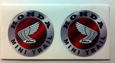 Honda Z50 K1 Custom Set Tank Decal Reproduction K0 K1 K2 68 69 70 71