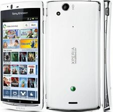 Unlocked Sony Ericsson XPERIA arc S LT18i (Latest Model) Pure white Smartphone