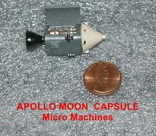 APOLLO MOON CAPSULE  Micro Machines   Space Exploration Miniature   NEW   NASA