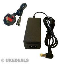 30 W de Dell Inspiron Mini 1018 Portátil Batería Cargador Ac Adaptador + plomo cable de alimentación