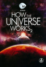 How the Universe Works: Season 2, New DVDs