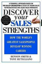 Discover Your Sales Strengths: How the World's Greatest Salespeople-ExLibrary