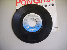 NICK GILDER hot child in the city /backstreet noise CHRYSALIS    45