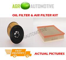 Kit de Servicio de Gasolina Aceite Filtro De Aire Para Opel Vectra 2.2 147 BHP 2002-04