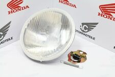 "Honda CB 350 Four Headlight Front Beam Unit H4 6"" Set New Repro"