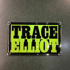 Trace Elliot Logo LARGE CABINET BADGE