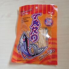 TARO FISH SNACK BAR-B-Q FLAVOURED WITH PROTEIN FROM FISH EASY SNACK 1 PACK 30g