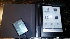 Sony eReader Digital Book eBook Reader Black Tablet PRS-600 Touch Screen Edition