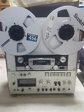 SONY TC 8750-2 KING of Reel Tape Recorder, Perfect Working, Sony's Legend Deck!!