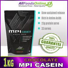 Mpi - Micellar Casein - Slow Release Protein - Mpi Casein - Chocolate - 1kg