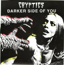 "Arizona Dark Punk/Grunge 45 by THE CRYPTICS ""Darker Side Of You"" Jetzons, Clone"