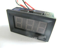V27D 3-wire Digital Red LED Display DC 0-100V Voltmeter Voltage Meter Module