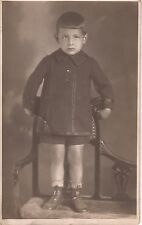 Polish-Ukrainian kid Stanislawow Poland (Ivano-Frankivsk Ukraine) antique pc