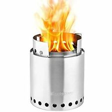NEW Solo Stove Campfire Stove: Compact Wood Burning Rocket Cook System