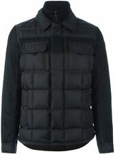 Moncler Blais Men's Down Jacket, Black Size 3 M/L, New With Tags RRP £755