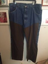 Wrangler Pro Gear Hunting Or Motorcycle Riding Jeans 42X30 Mens