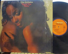 """► Stylistics - Thank You Baby  (Avco 69008) (with """"I'm Gonna Win"""")"""