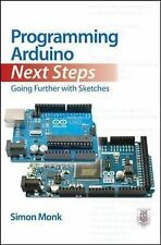 Programming Arduino Next Steps: Going Further with Sketches, Monk, New Condition
