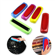 1x Carpet Table Single Brush Crumb Sweeper Dirt Cleaner Plastic Collector Roller