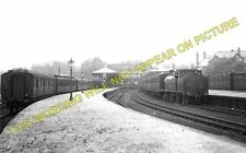 Chesterfield Market Place Railway Station Photo. Great Central Railway. (1)
