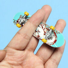 Children Kids' Mini Finger Toy Tech Deck Skate Board Miniature Skateboards Gift