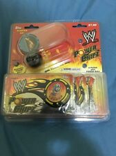 2011 Topps WWE/WWF Power Chipz Starter Kit Collectable Brand New Toy S