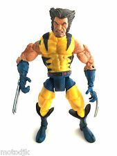 "Marvel Legends 6"" Acción Figura Wolverine desenmascarado la serie X-men Box Set"