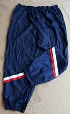 USA Olympic Windbreaker Pants XXL Red White Blue Official Nylon Polyester Avon