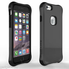 Ballistic Urbanite Tough Flexible Case for Apple iPhone 6 & 6S in Grey & Black