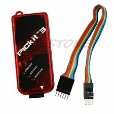 Hot PICKit 3 PICKit3 Programmer PIC Kit3 PIC Simulator Emulator With USB Cable